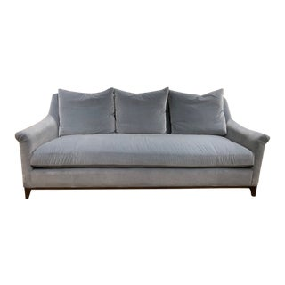 Modern Hickory Furniture Jules Sofa For Sale