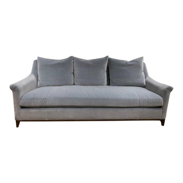 Modern Hickory Furniture Jules Sofa For Sale