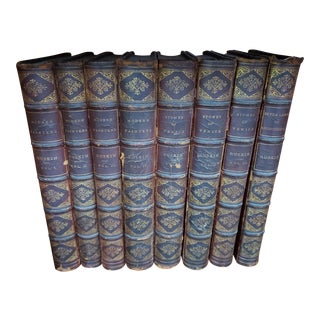 Antique The Works of John Ruskin (1878-1880) - 9 Volumes For Sale