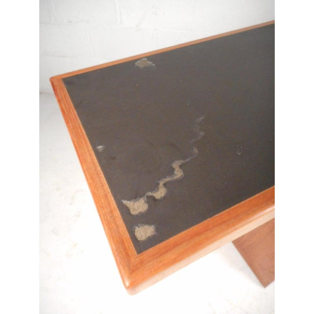 Brown Danish Modern Folding Dry Bar by Reno Wahl Iversen For Sale - Image 8 of 13