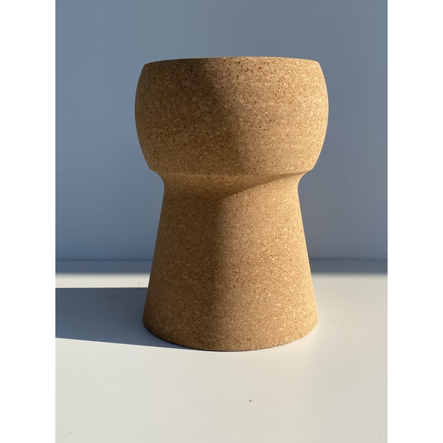 2010s Champagne Cork Stool/Side Table For Sale - Image 5 of 13