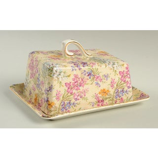 Lord Nelson Heather Chintz Cheese Dish With Lid Preview