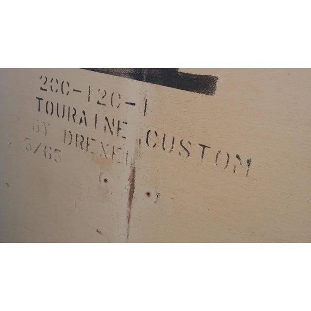 Drexel Touraine Six Drawer Dresser 1965 - Image 8 of 8