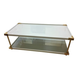 Contemporary Brielle Cocktail Table For Sale