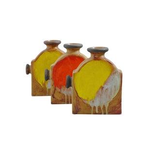 Ivo De Santis Ceramics for Gill Etruschi For Sale