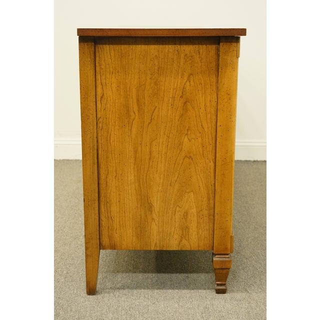 "20th Century Italian Dixie Furniture 64"" Triple Dresser For Sale - Image 11 of 13"