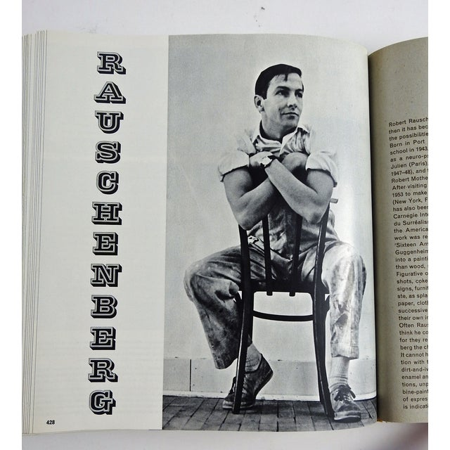 """""""Art Usa Now"""", 1962 - A Pair For Sale - Image 10 of 11"""