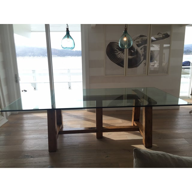 Ralph Lauren North Atlantic Dining Table - Image 4 of 8