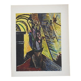 Vintage Mid 20th Century Picasso Lithograph For Sale