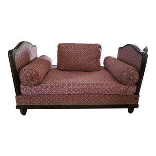 Mid 19th Century French Louis XV Style Daybed For Sale