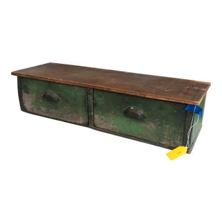 Two Drawer Desk Storage For Sale