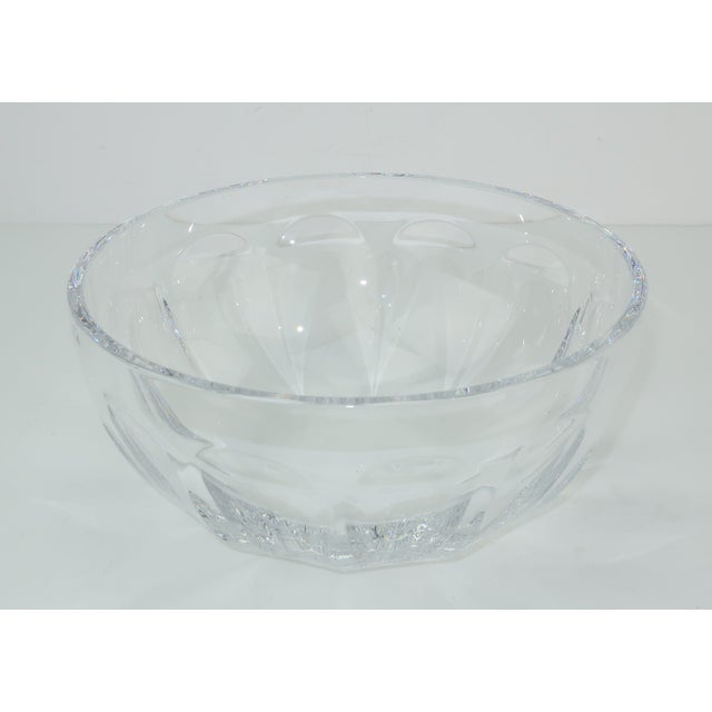 Crystal Baccarat Crystal Caviar Serving Bowls Set With Box For Sale - Image 7 of 13