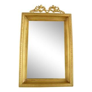 French Empire Dore Bronze Cherub Picture Photo Frame For Sale