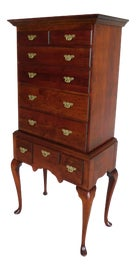 Image of Thomas Chippendale Dressers and Chests of Drawers