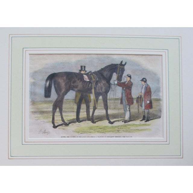 1860s Original British Equestrian Prints - Pair - Image 2 of 4
