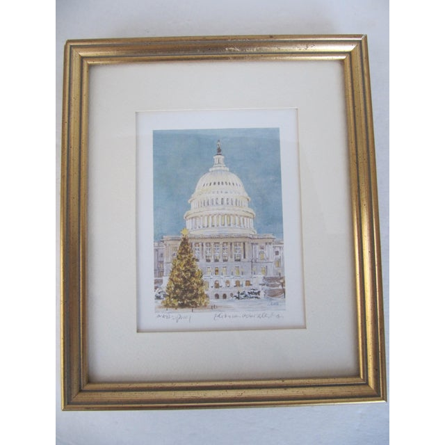 Christmas at the Capitol, Artist Proof - Image 7 of 8