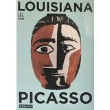 Image of Picasso Reproduction Exhibition Poster For Sale