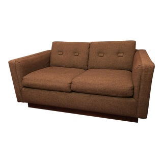 Patrician Mid-Century Modern Sofa Loveseat