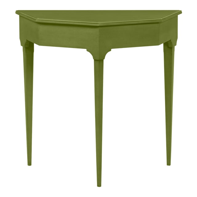 Annette Enry Console, Timson Green For Sale