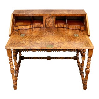 1930's English Desk For Sale