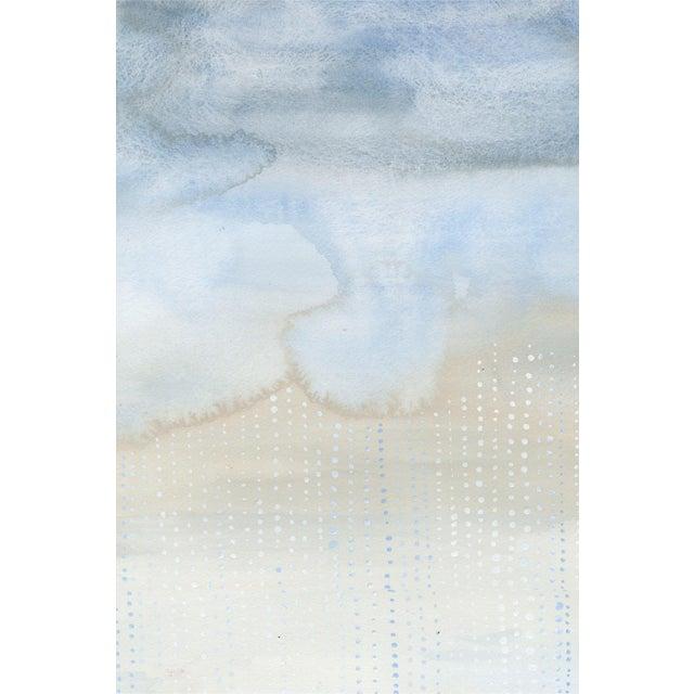 """Shorelines VI - Watercolor Print - 16"""" X 20"""" - Image 2 of 4"""