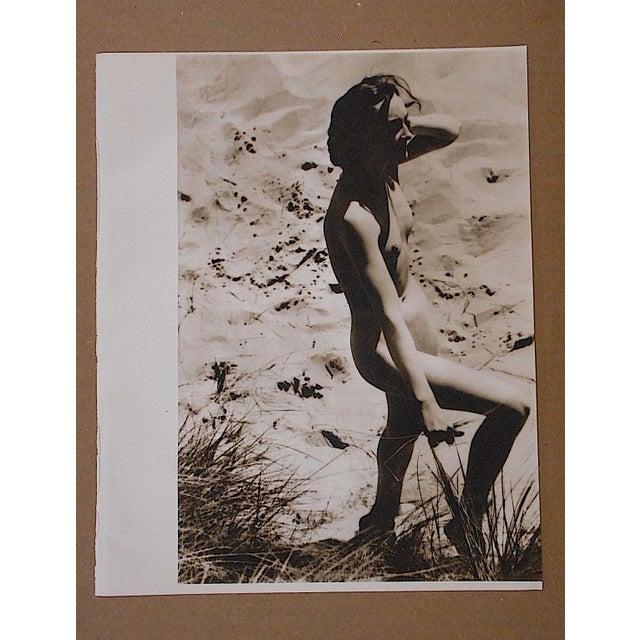 Vintage Art Deco Nude Photogravure - Image 2 of 3