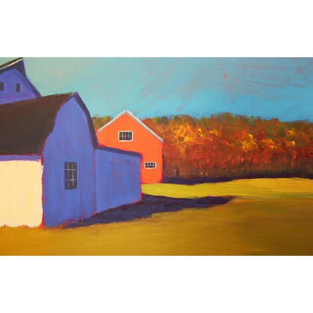 Contemporary Carol C Young, Golden Light, 2017 For Sale - Image 3 of 5