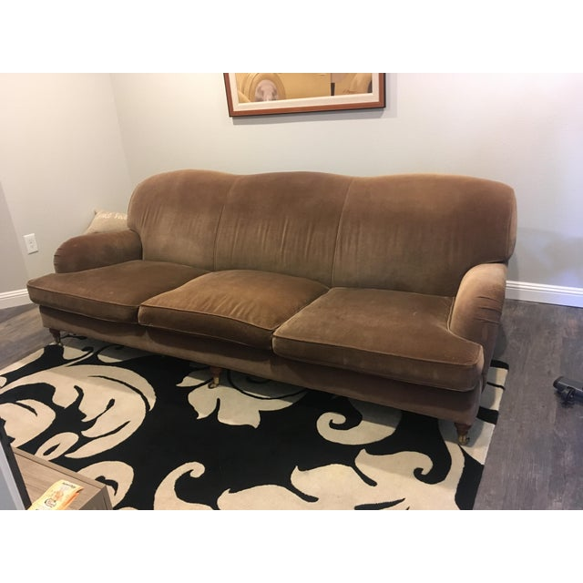 21st Century Ralph Lauren by Henredon Wyland Sofa For Sale - Image 13 of 13