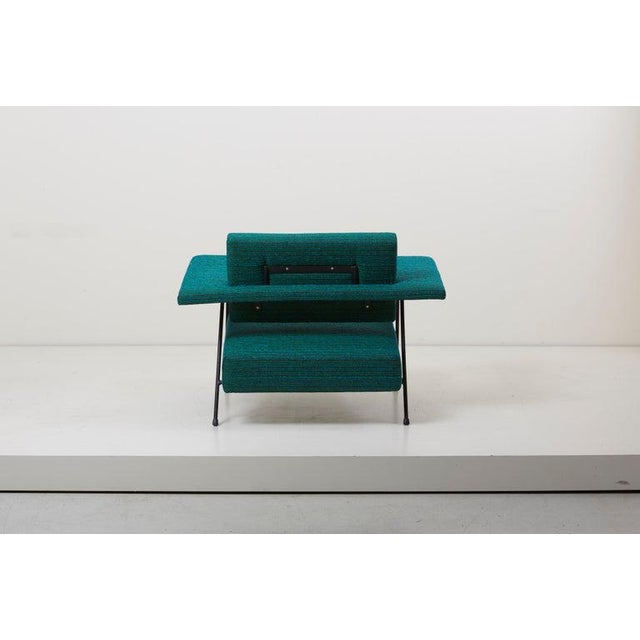 1960s Newly Upholstered Lounge Chair by Adrian Pearsall for Craft Associates, Us For Sale - Image 5 of 9
