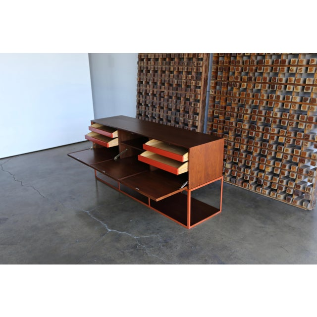 Milo Baughman for Murray Furniture Cabinet C. 1954 For Sale - Image 12 of 13