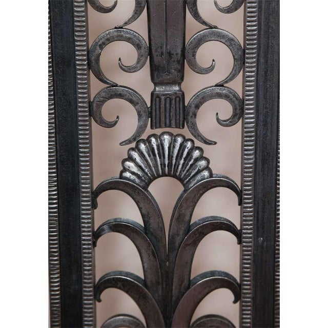 1940s Modern Art Deco Style Console in the mannerof Brandt For Sale - Image 5 of 9
