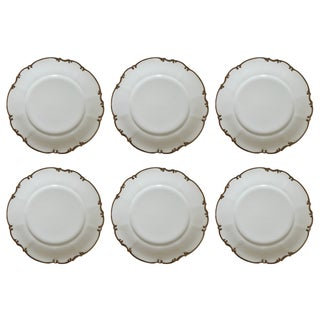 Hutschenreuther Slyvia Dinner Plates - Set of 6
