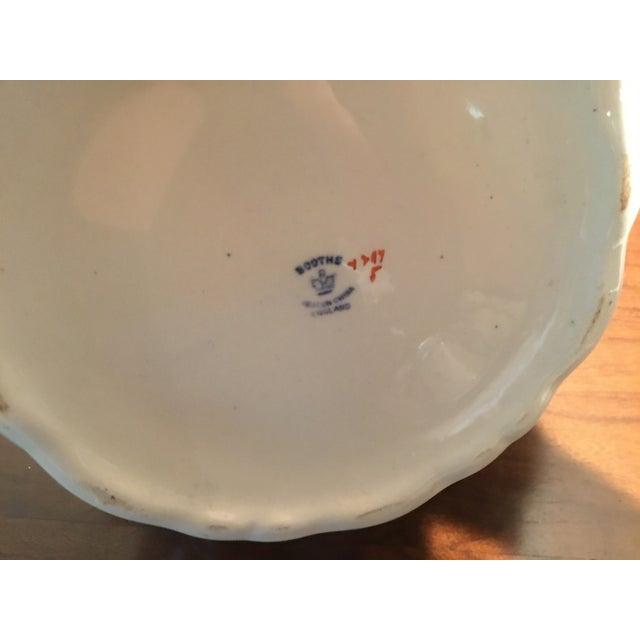 Antique Soup Tureen & Ladle - Image 4 of 4