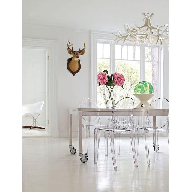 Design Within Reach Antler Chandelier Chairish