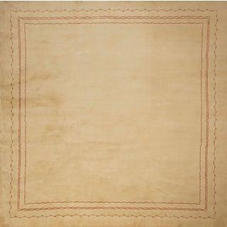 Boccara Artistic Rug – Design N.33 (Camel) For Sale