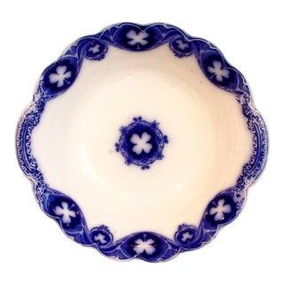 Antique English Savoy Serving Bowl