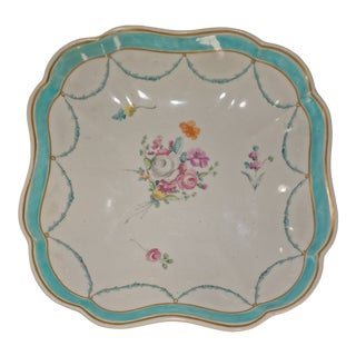 18th Century Derby Porcelain Serving Bowl For Sale