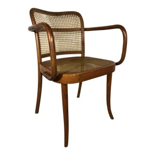 Josef Hoffmann for Stendig Bentwood Chair Model A811/F, Vintage 1950s For Sale