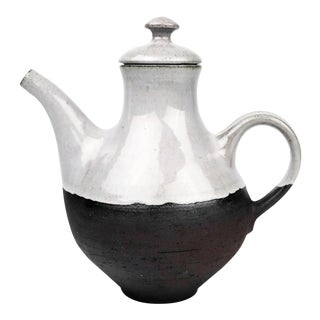 Danish Modern Ditlev Ceramic Tea Pot For Sale