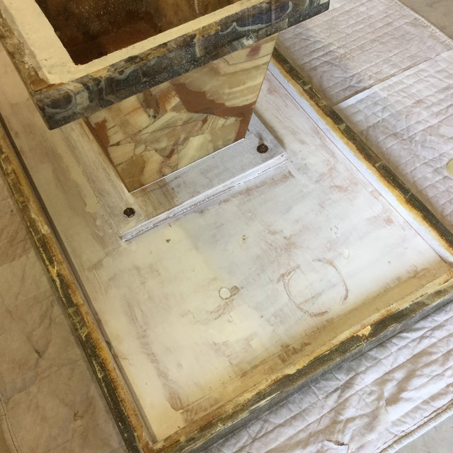 Rectangular Onyx Coffee Table Attributed to Muller and Arturo Pani For Sale - Image 12 of 13