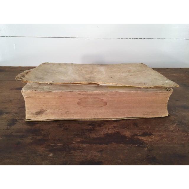 André Tiraqueau 1614 Vellum Book - Image 4 of 9