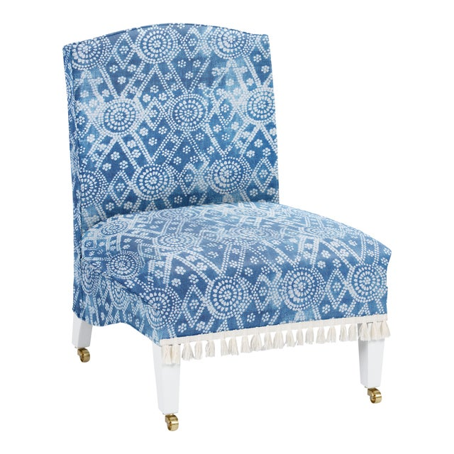 Not Yet Made - Made To Order LuRu Home for Casa Cosima Sintra Chair, Pavillion, Bay For Sale - Image 5 of 5