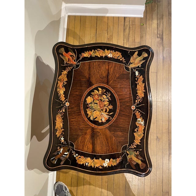 19th Century French Side Table For Sale In Chicago - Image 6 of 13