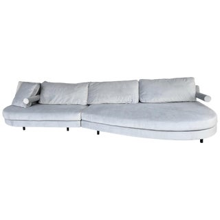 Antonio Citterio for B&b Sofa Chaise For Sale