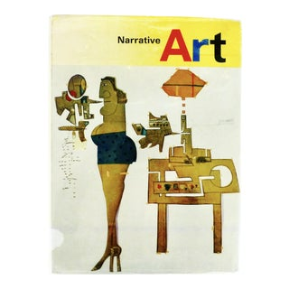 """Narrative Art"" 1970 Book"