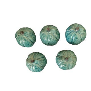 1990s Reproduction Altar Fruit Melons - Set of 5 For Sale