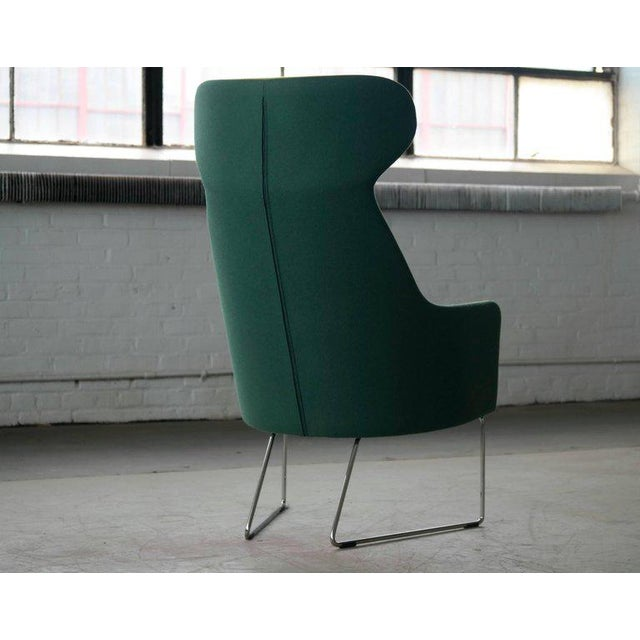 Bernt Petersen Model 1201 Easy Chair for GETAMA - Image 10 of 11