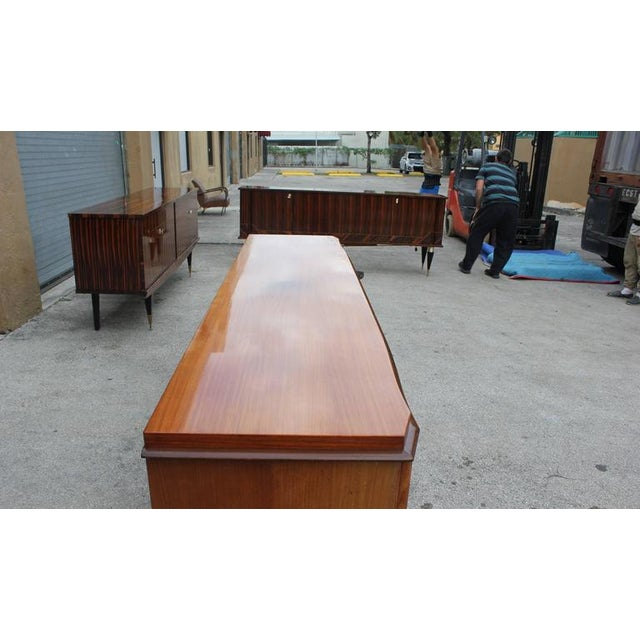 French Art Deco Palisander Sideboard - Image 6 of 10