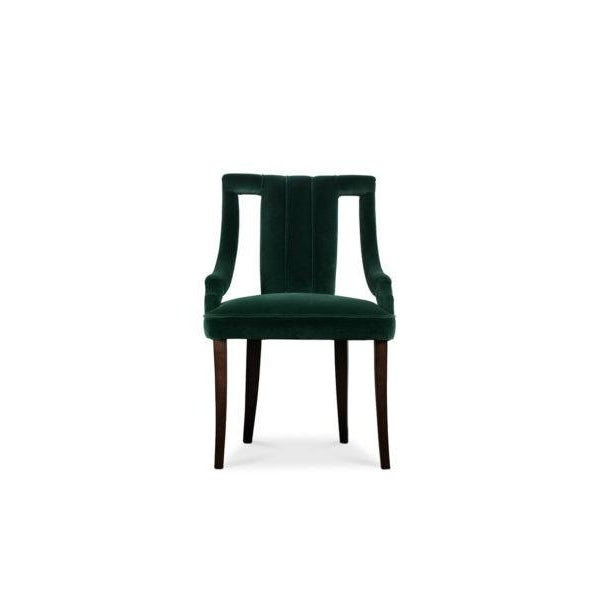 Green Cayo Dining Chair. From Covet Paris For Sale - Image 8 of 8