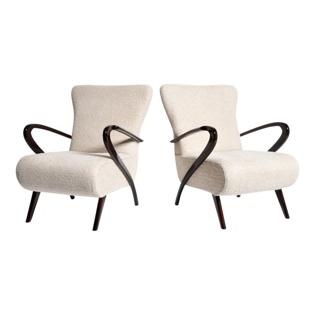 Pair of Italian Armchairs - Image 1 of 11